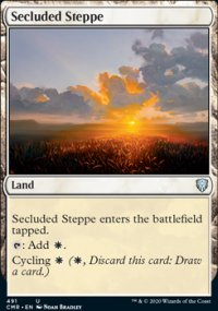 Secluded Steppe - Commander Legends