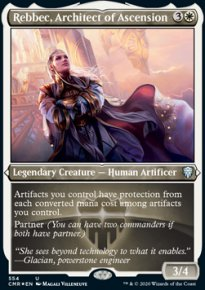 Rebbec, Architect of Ascension - Commander Legends