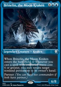 Brinelin, the Moon Kraken - Commander Legends