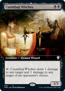 Cuombajj Witches 2 - Commander Legends