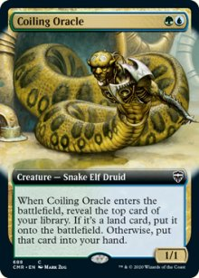 Coiling Oracle 2 - Commander Legends