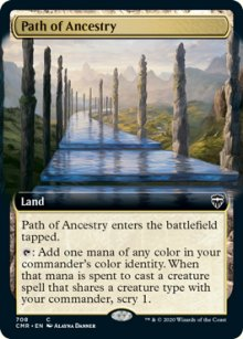 Path of Ancestry 2 - Commander Legends