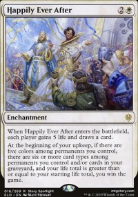 Happily Ever After 1 - Throne of Eldraine