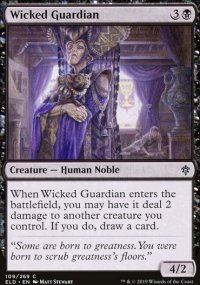 Wicked Guardian - Throne of Eldraine