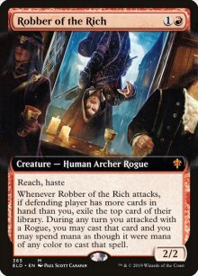 Robber of the Rich 2 - Throne of Eldraine