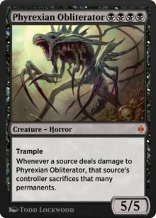 Phyrexian Obliterator - Historic Anthology 3