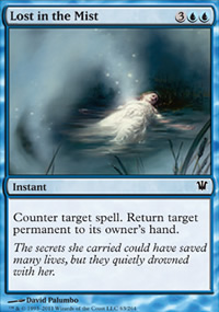 Lost in the Mist - Innistrad