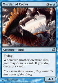 Murder of Crows - Innistrad