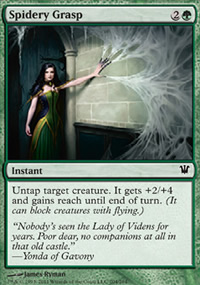 Spidery Grasp - Innistrad
