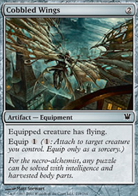 Cobbled Wings - Innistrad