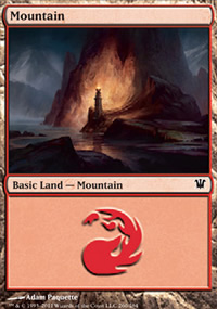 Mountain 2 - Innistrad