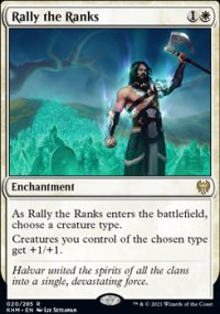 Rally the Ranks 1 - Kaldheim