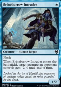 Brinebarrow Intruder - Kaldheim