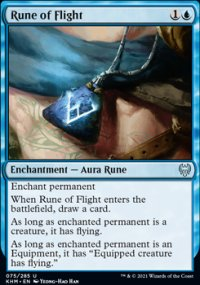 Rune of Flight - Kaldheim