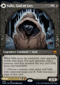 Valki, God of Lies 3 - Kaldheim