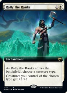 Rally the Ranks 2 - Kaldheim