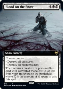 Blood on the Snow 2 - Kaldheim
