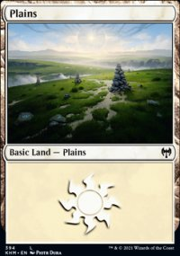 Plains - Kaldheim