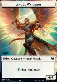 Angel Warrior - Kaldheim