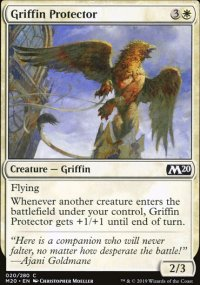 Griffin Protector - Core Set 2020