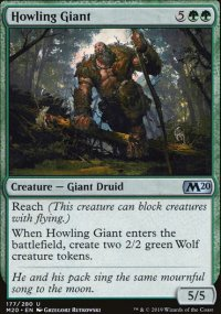 Howling Giant - Core Set 2020