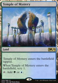 Temple of Mystery - Core Set 2020