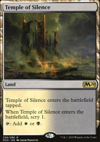 Temple of Silence - Core Set 2020