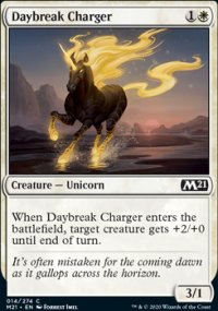 Daybreak Charger - Core Set 2021