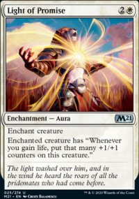 Light of Promise - Core Set 2021