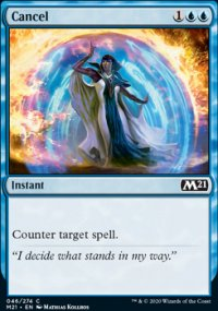 Cancel - Core Set 2021