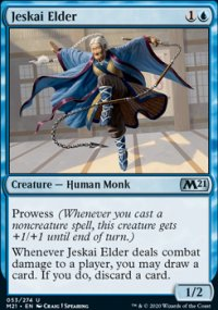 Jeskai Elder - Core Set 2021
