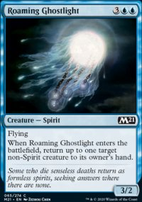 Roaming Ghostlight - Core Set 2021