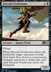 Kitesail Freebooter - Core Set 2021