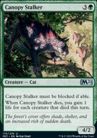 Canopy Stalker - Core Set 2021