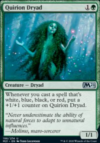 Quirion Dryad - Core Set 2021