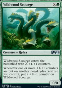 Wildwood Scourge - Core Set 2021