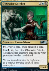 Obsessive Stitcher - Core Set 2021