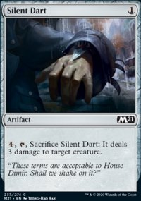 Silent Dart - Core Set 2021