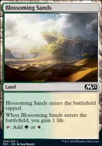 Blossoming Sands - Core Set 2021