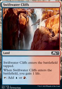 Swiftwater Cliffs - Core Set 2021