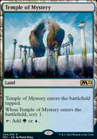 Temple of Mystery 1 - Core Set 2021
