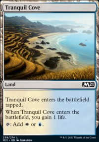 Tranquil Cove - Core Set 2021