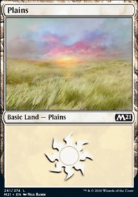 Plains 2 - Core Set 2021