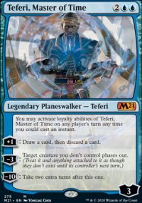 Teferi, Master of Time 2 - Core Set 2021