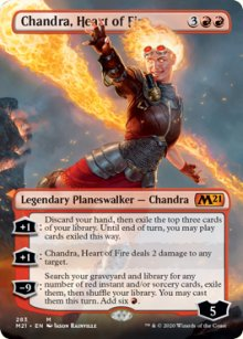 Chandra, Heart of Fire 2 - Core Set 2021