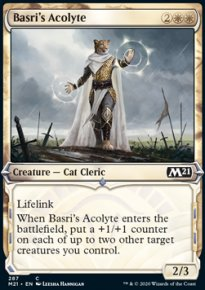 Basri's Acolyte 2 - Core Set 2021