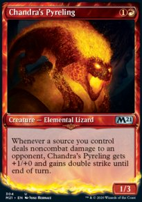 Chandra's Pyreling 2 - Core Set 2021