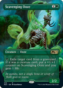 Scavenging Ooze 2 - Core Set 2021