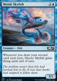 Mystic Skyfish - Core Set 2021
