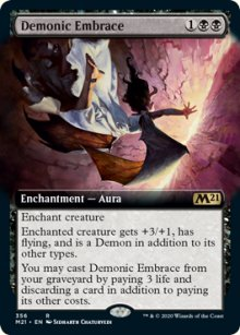 Demonic Embrace 2 - Core Set 2021